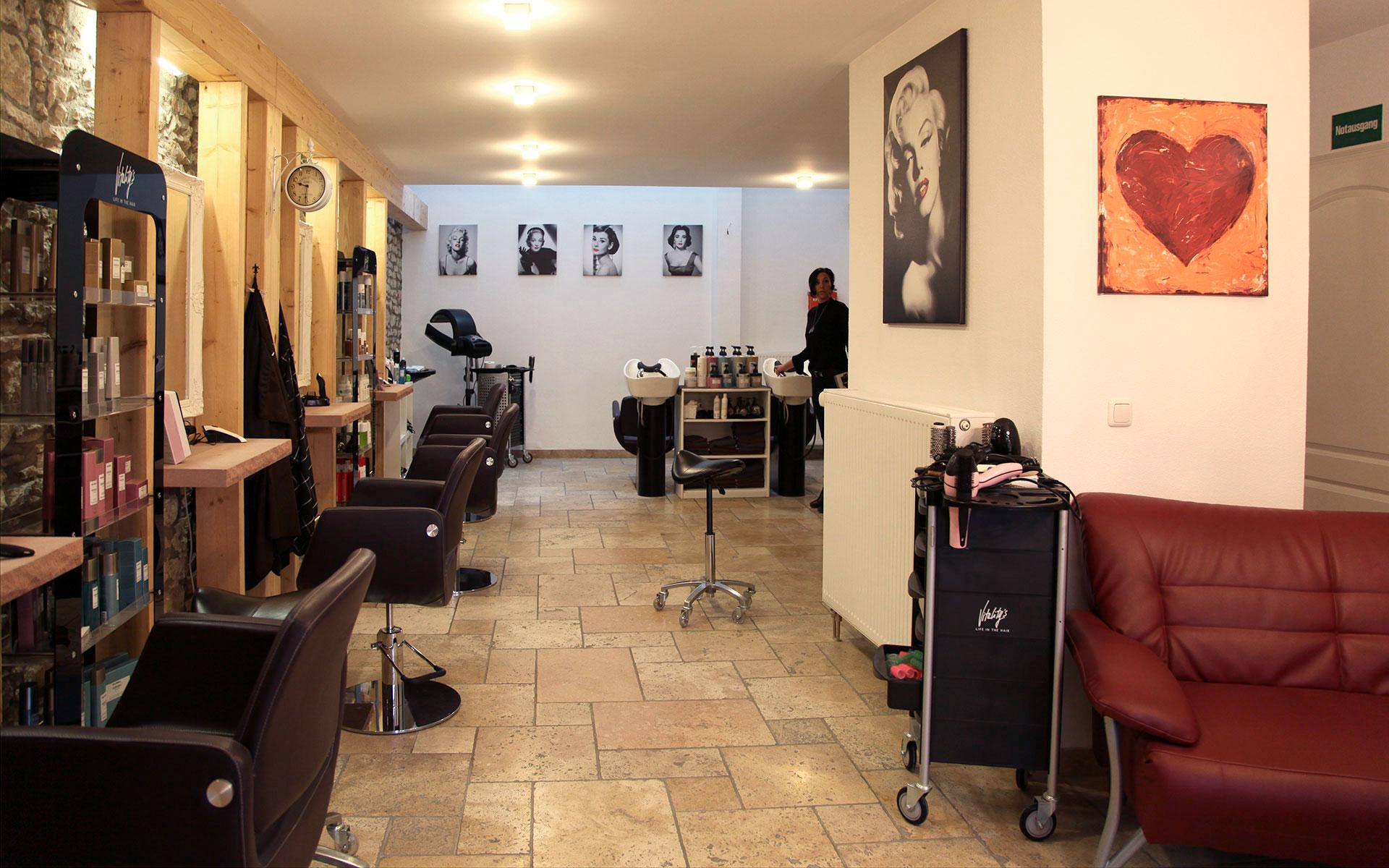 Friseur-Salon STYLE IN unterstreicht Deine Persönlichkeit und ...